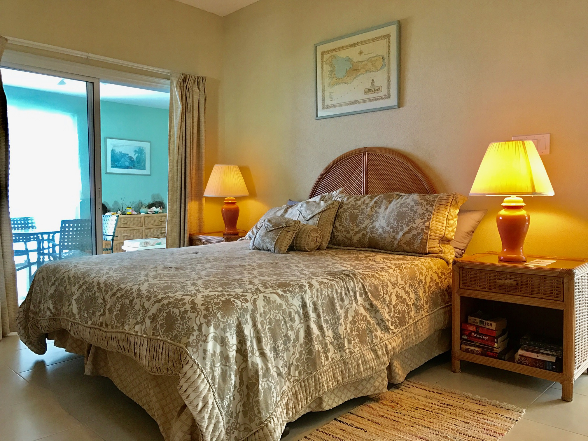 Cayman Stead Master Bedroom
