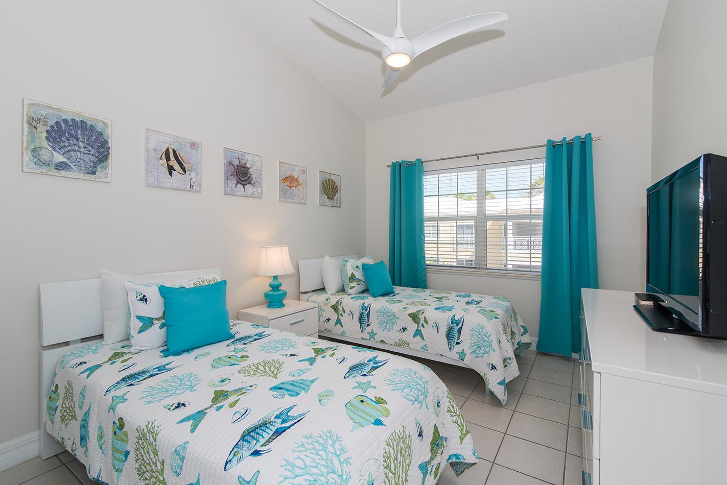 Twins Guest Bedroom