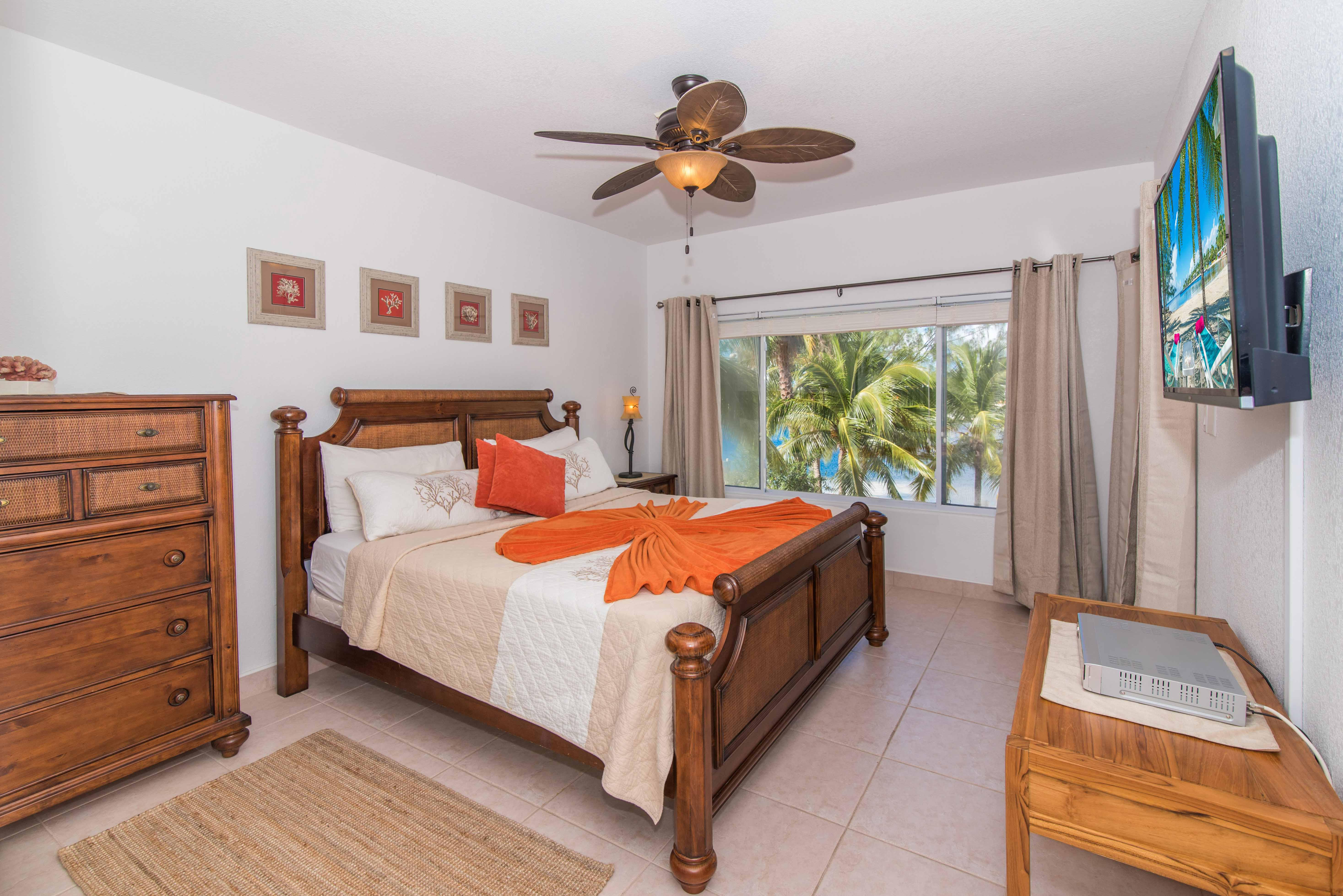 Korner Kai Master Bedroom