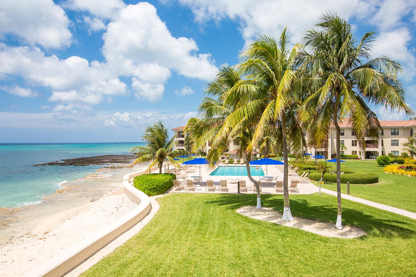 Georgetown Villas 218 Oceanfront View