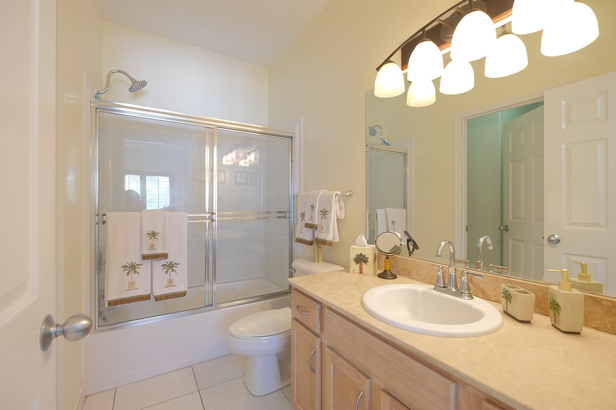 7 Up Guest Bath