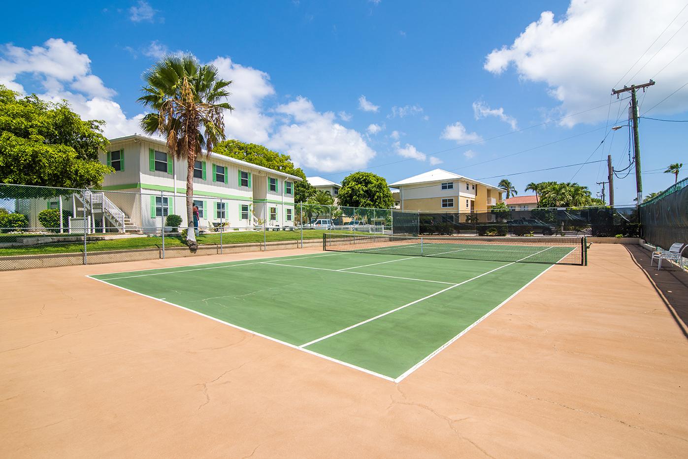 Cocoplum Tennis Court