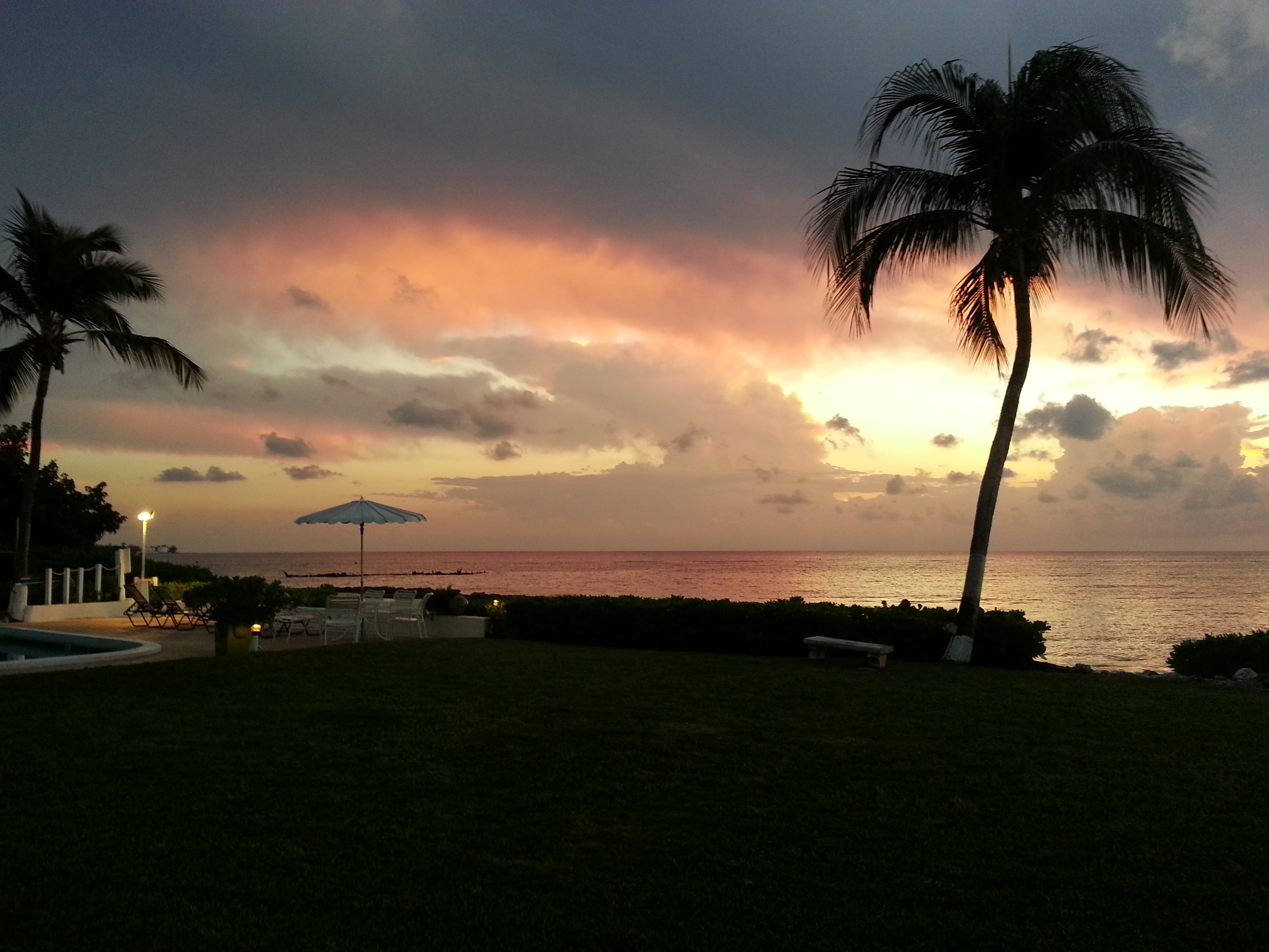 Cocoplum Sunset