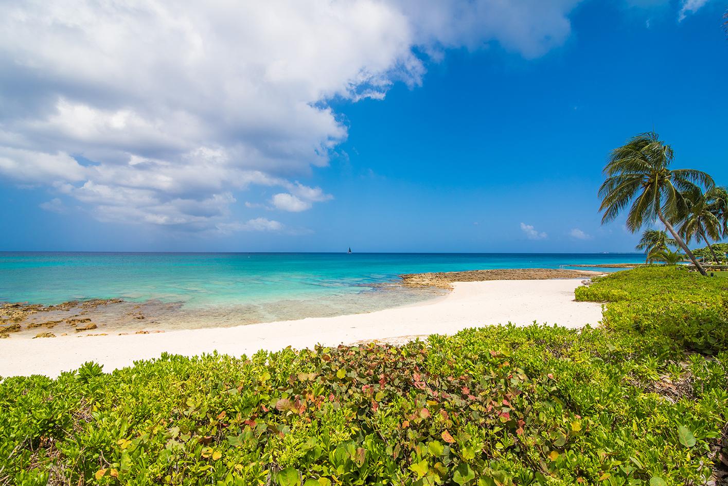 Beautiful Cocoplum Beach
