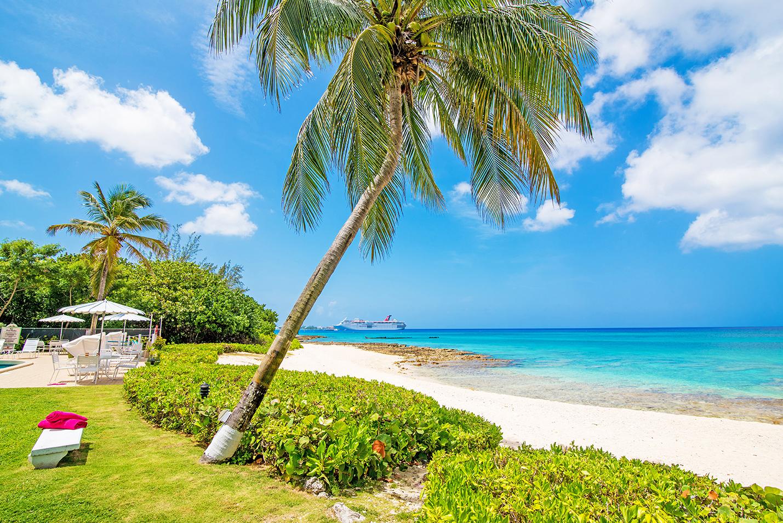 Scenic Cocoplum Beach