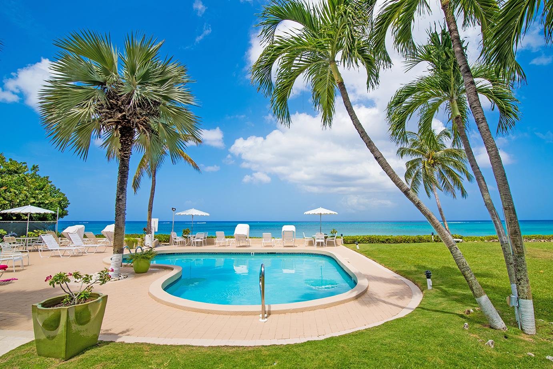 Cocopum Pool with Ocean Views