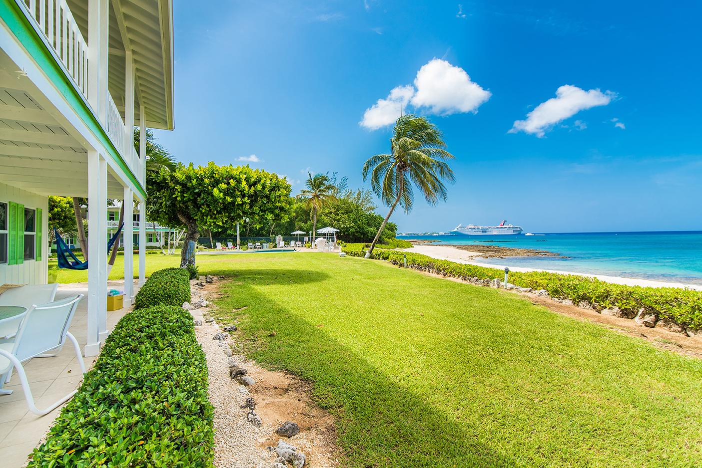 Cocoplum #1 Ocean Front View