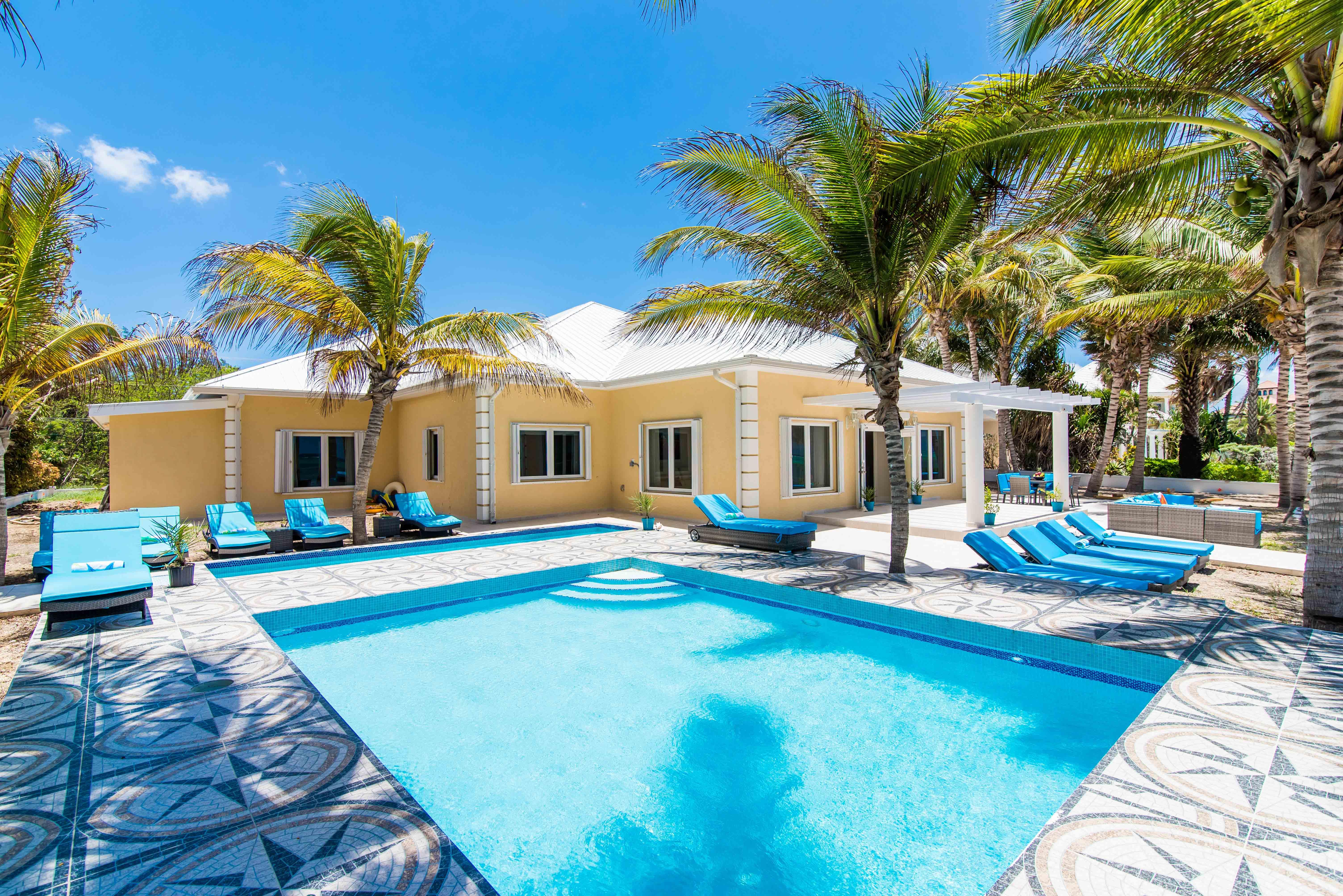 Sprat Bay Pool and Villa