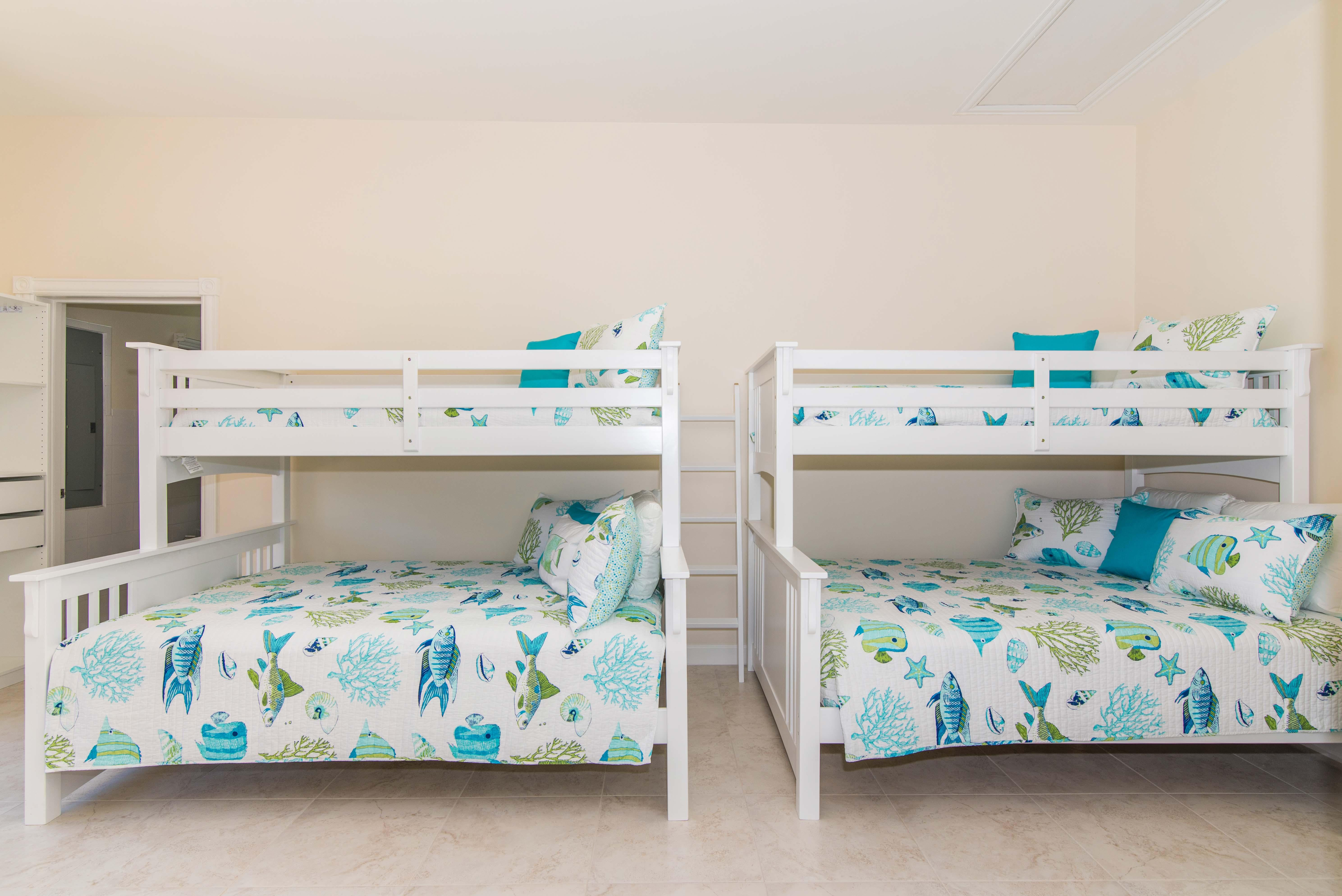 Bunk Bed Bedroom at Sprat Bay