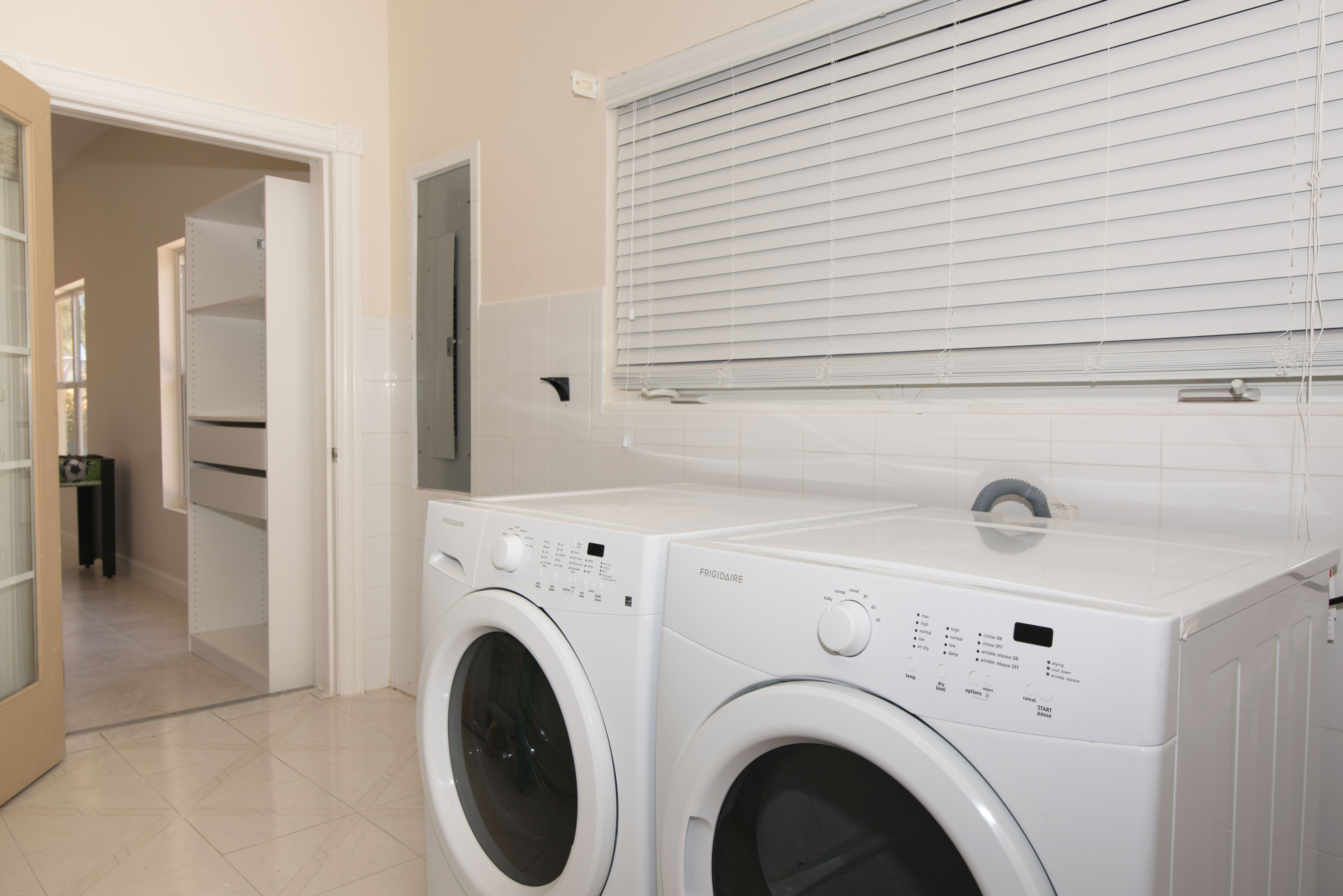 Sprat Bay Laundry Room