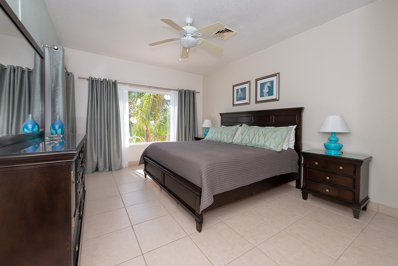 Callie Kai King Master Bedroom
