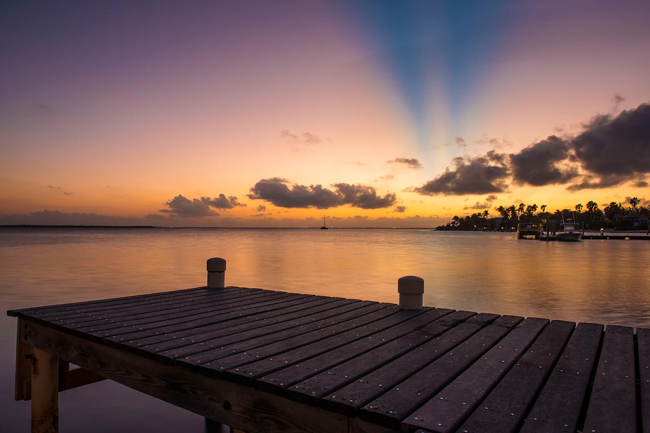 Kaibo Kai Sunset