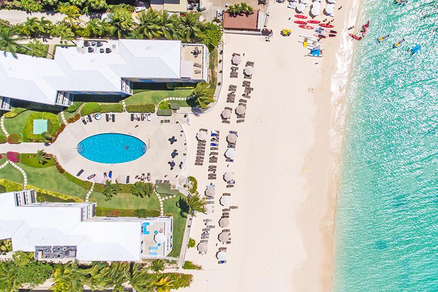 Regal Beach Club Aerial View