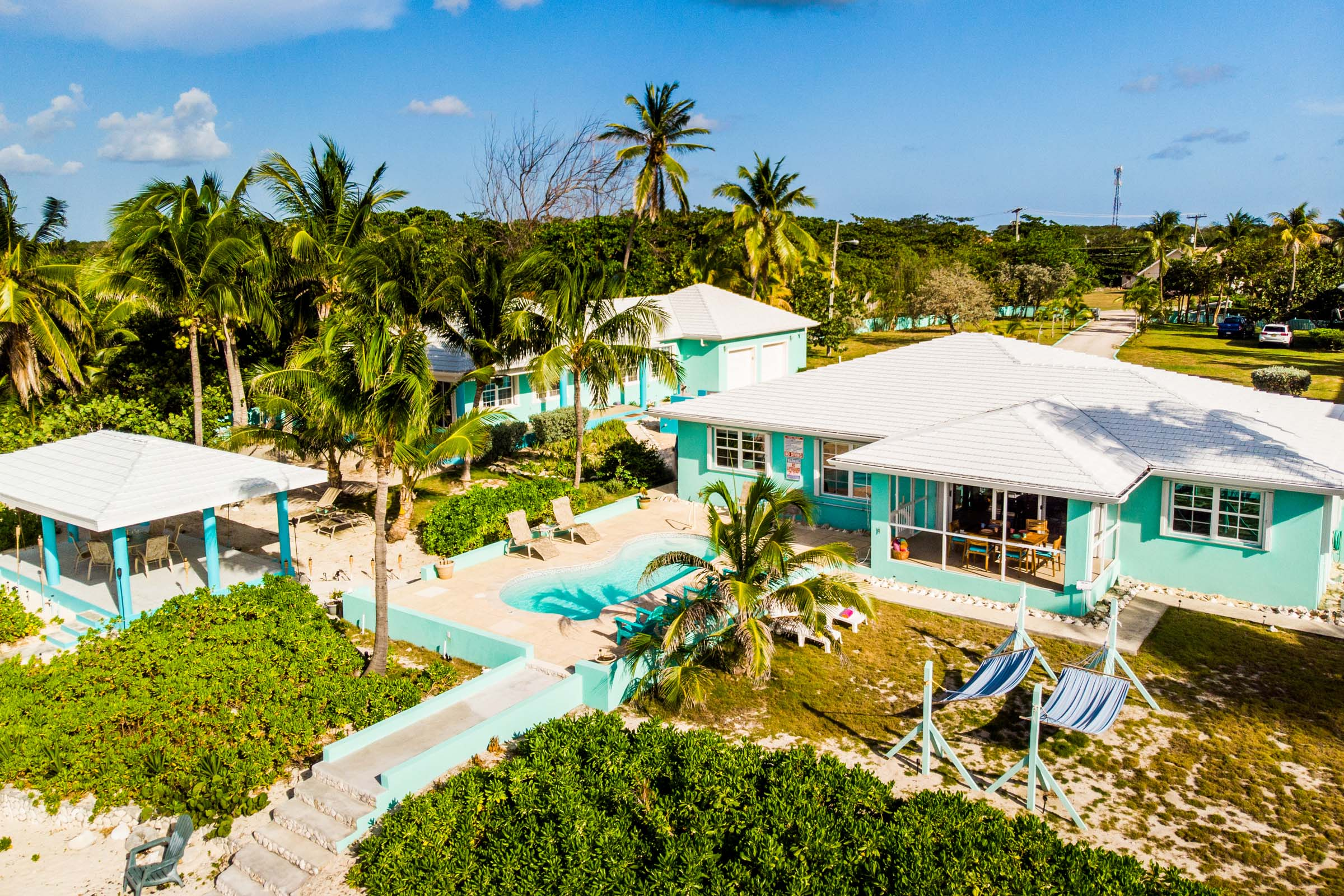 Blue Vista Villa Aerial Photos