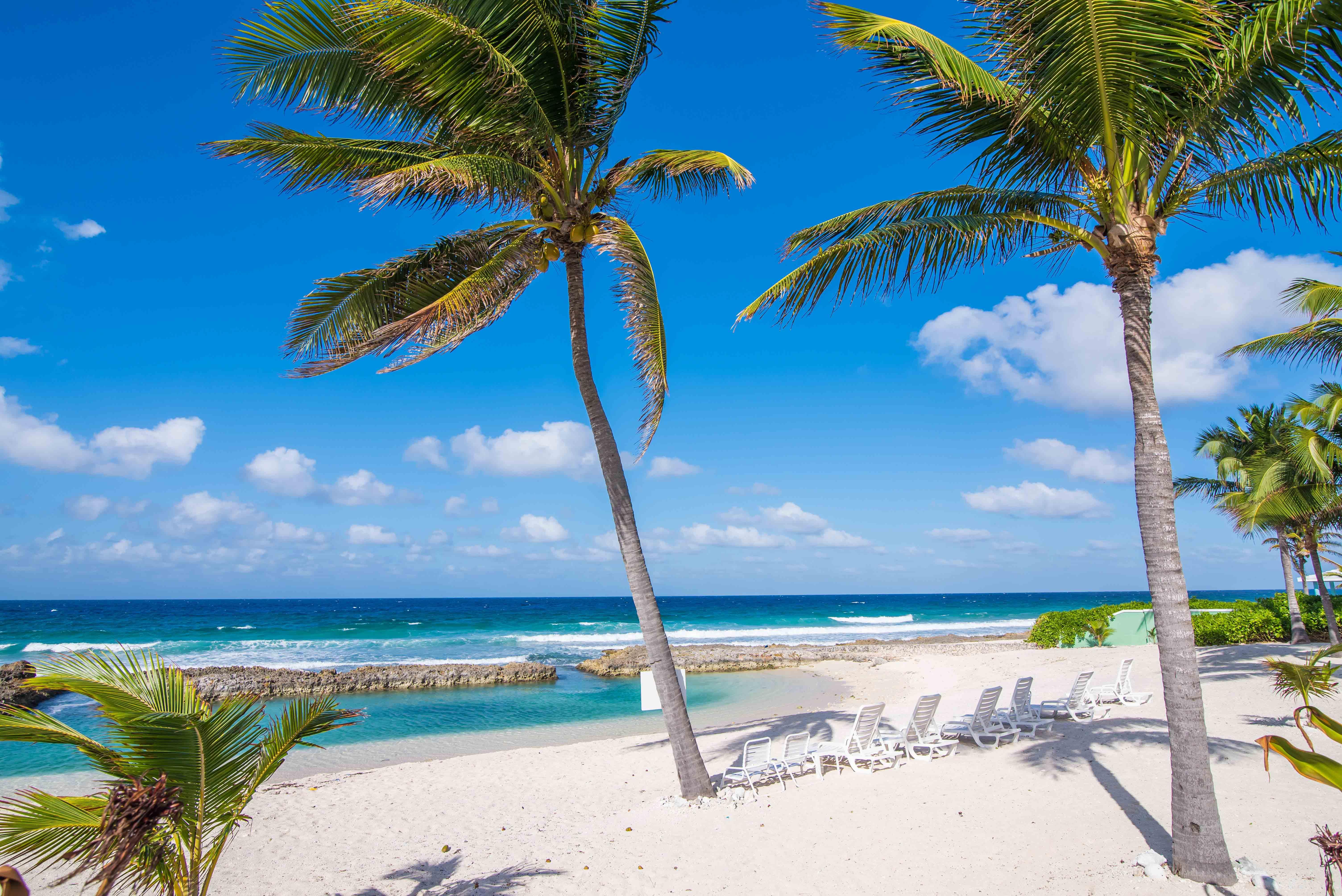 Sugar Sand White Beach