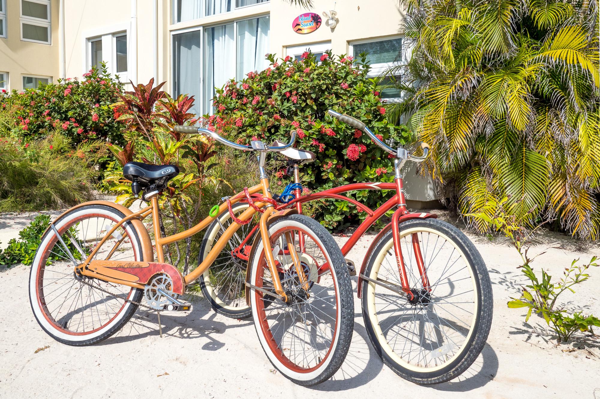 Island House 16 Bikes