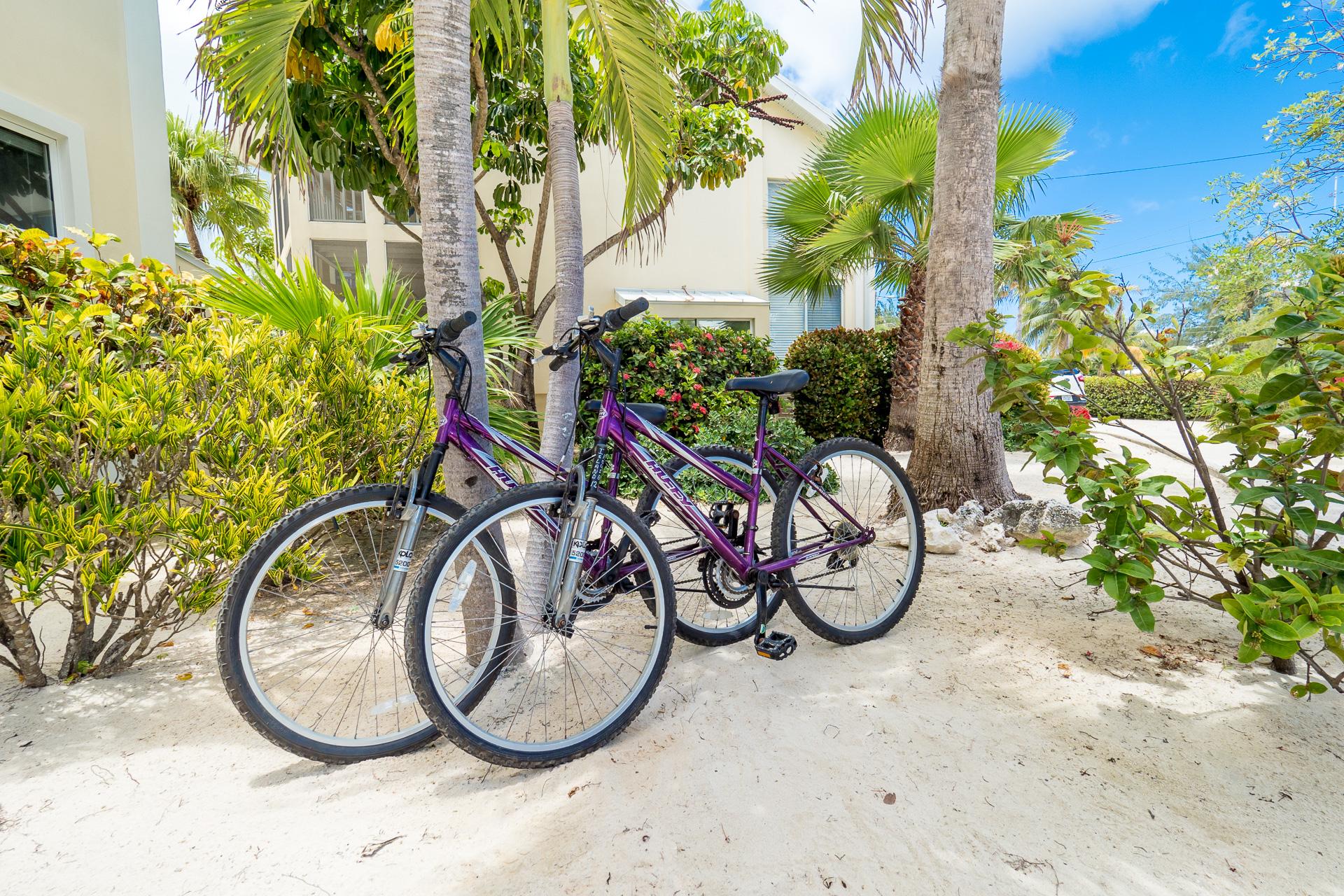 Island House 12 Bikes