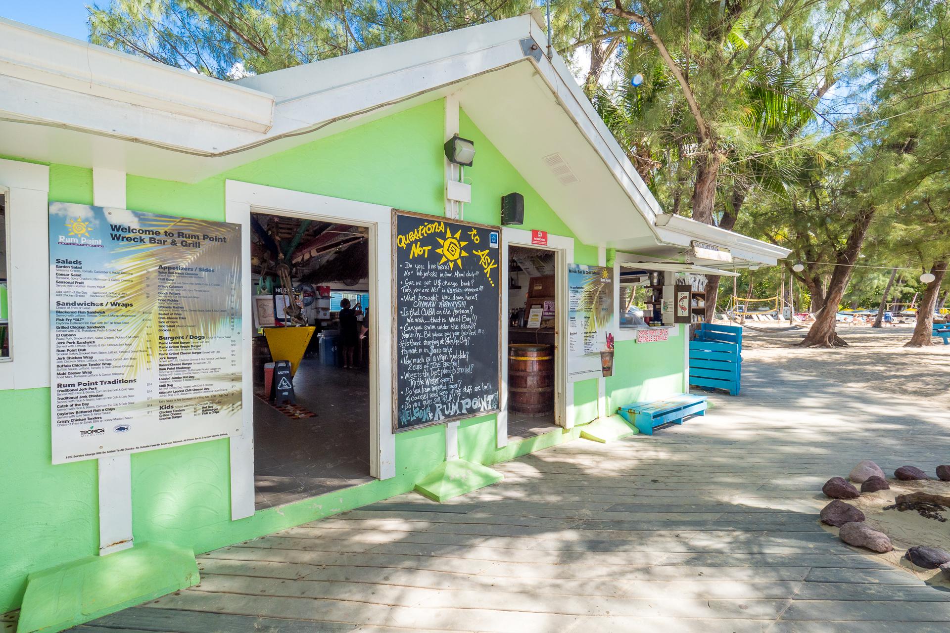 Rm Point Wreck Bar