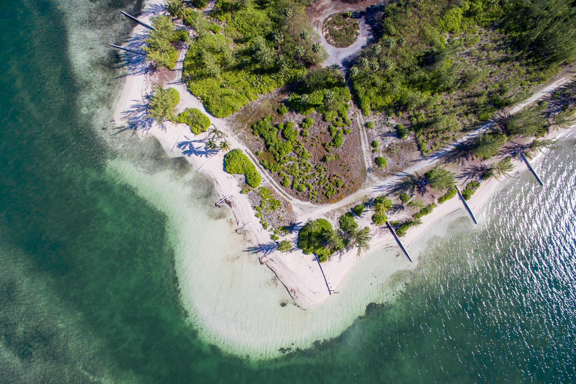 Starfish Point Aerial