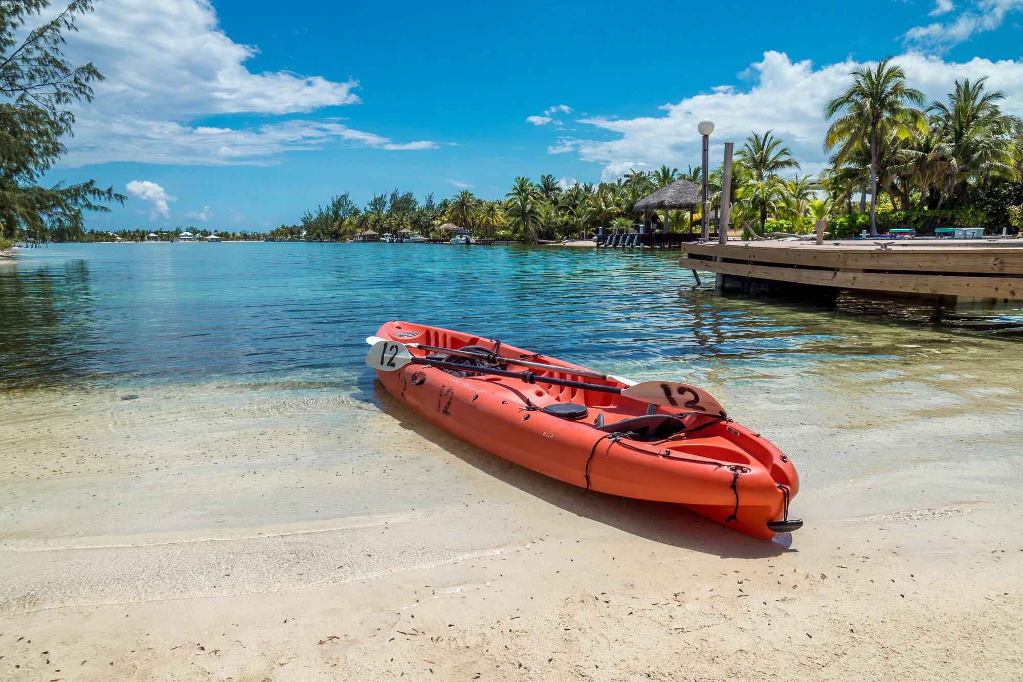 Island House 12 Kayak & Lagoon