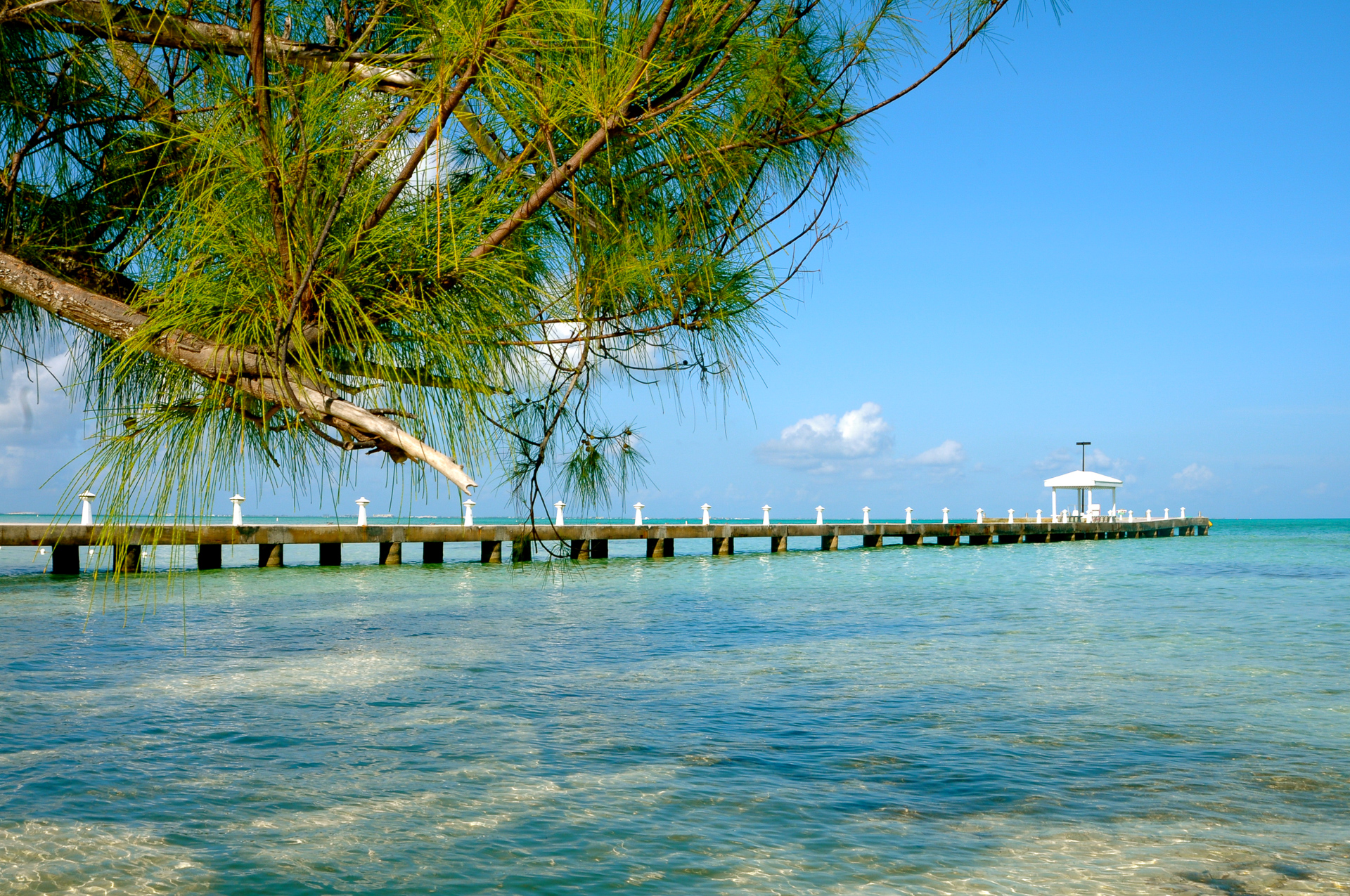 Rum Point Pier