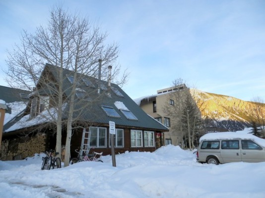 Condos in Downtown Crested Butte