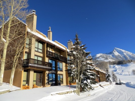 Columbine crested butte lodging property management for Crested butte cabins
