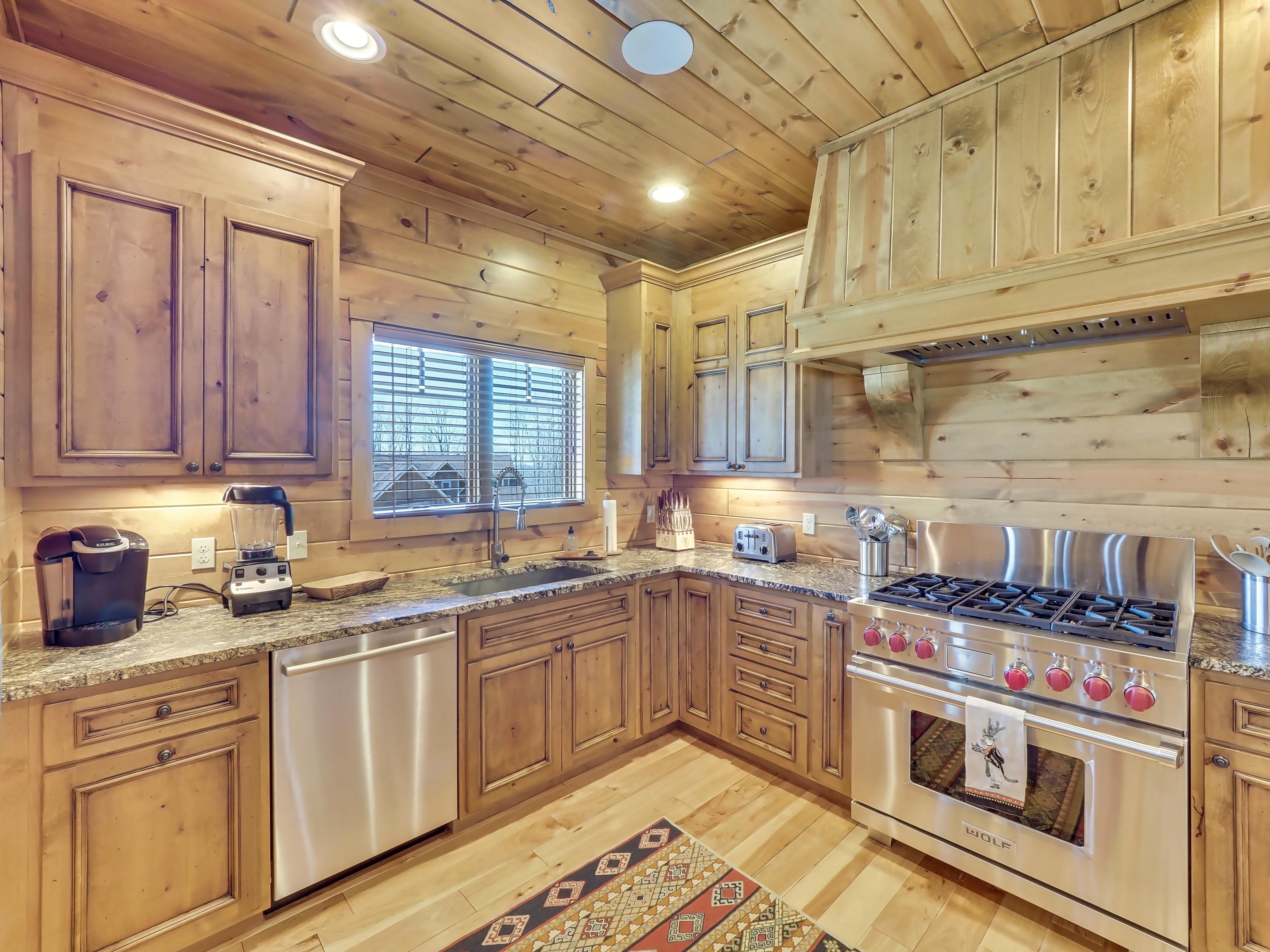 Main Floor Kitchen 3