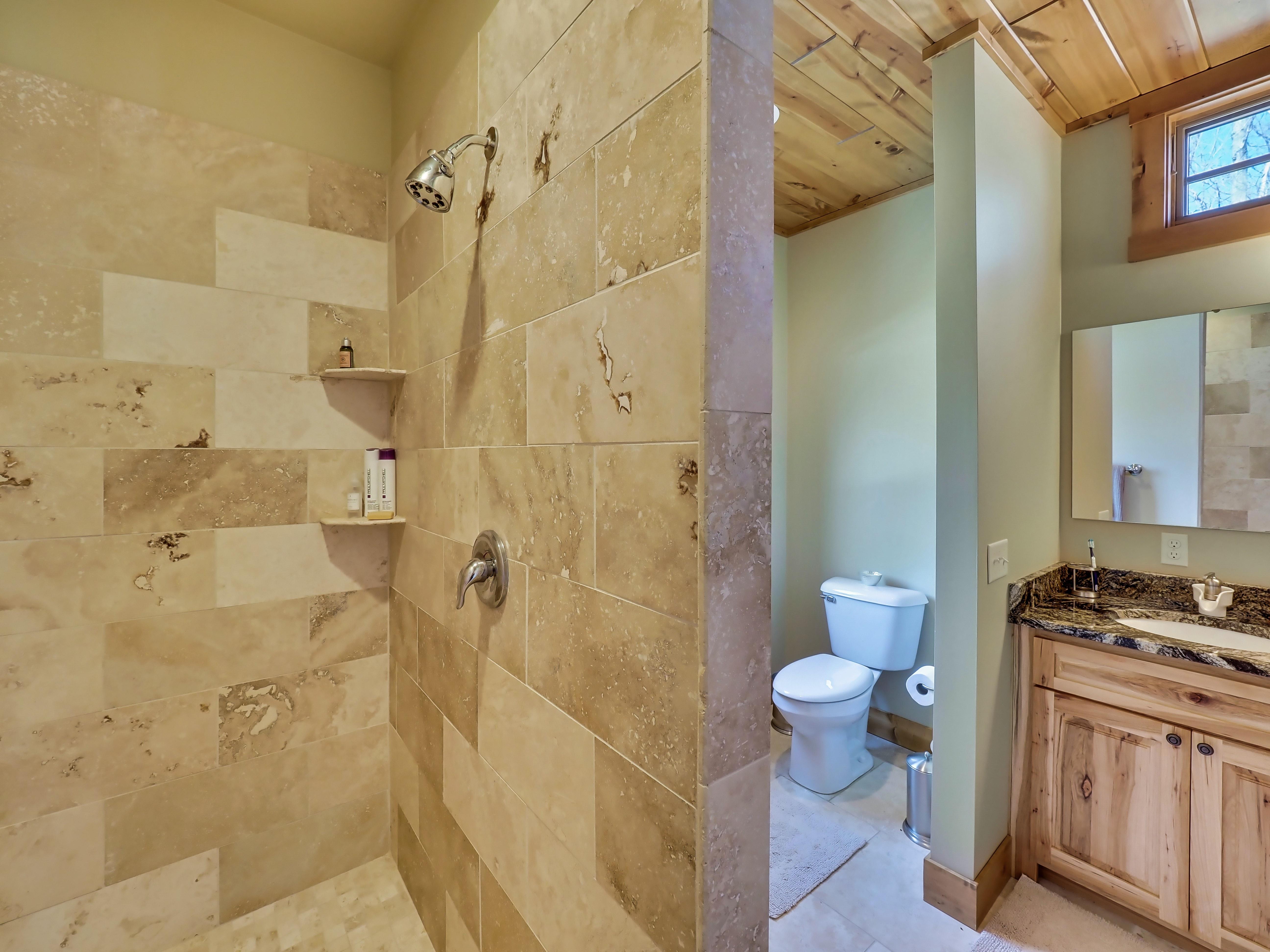 Main Floor Master Bath 2