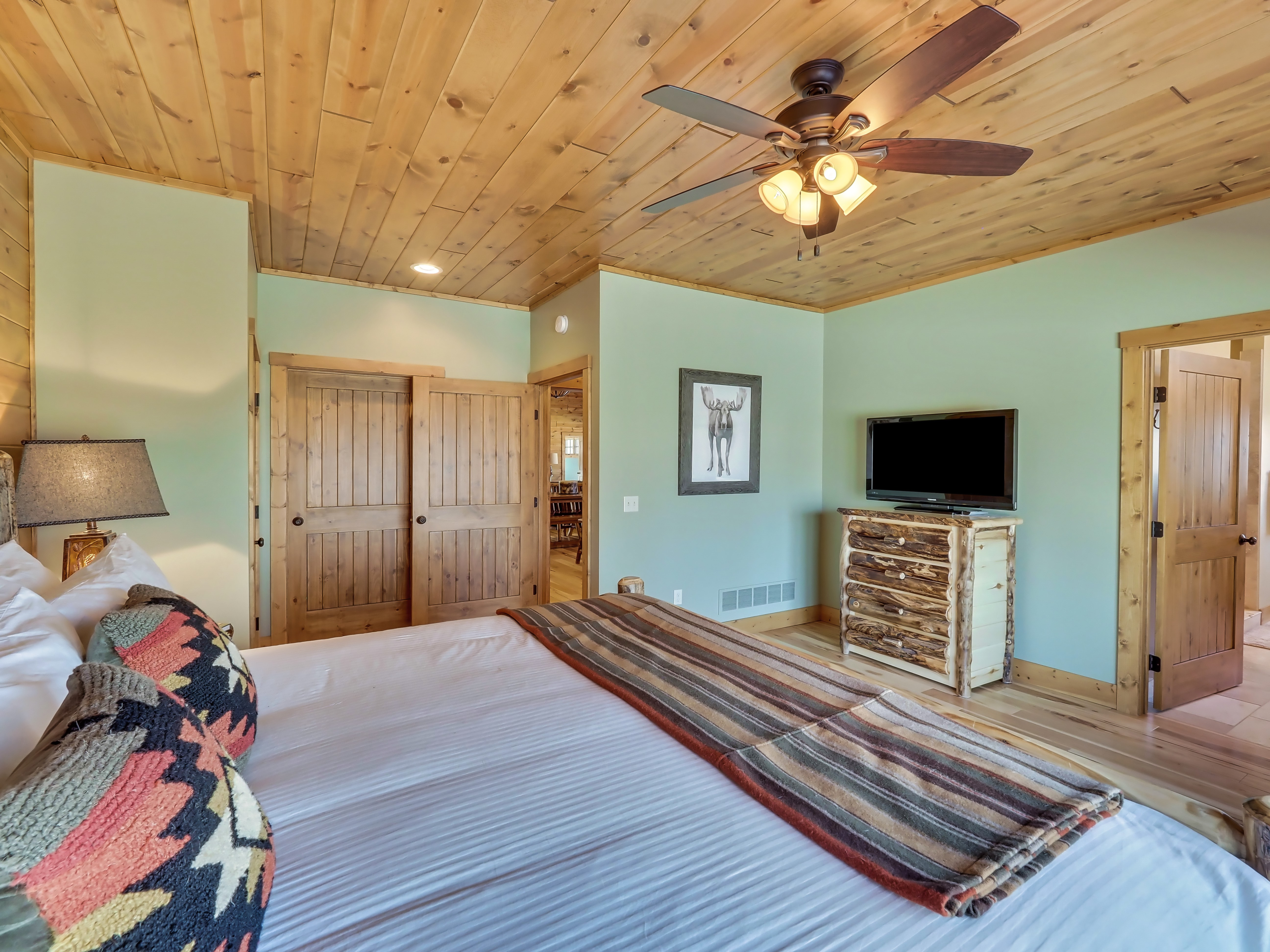 Main Floor Master Bedroom 2