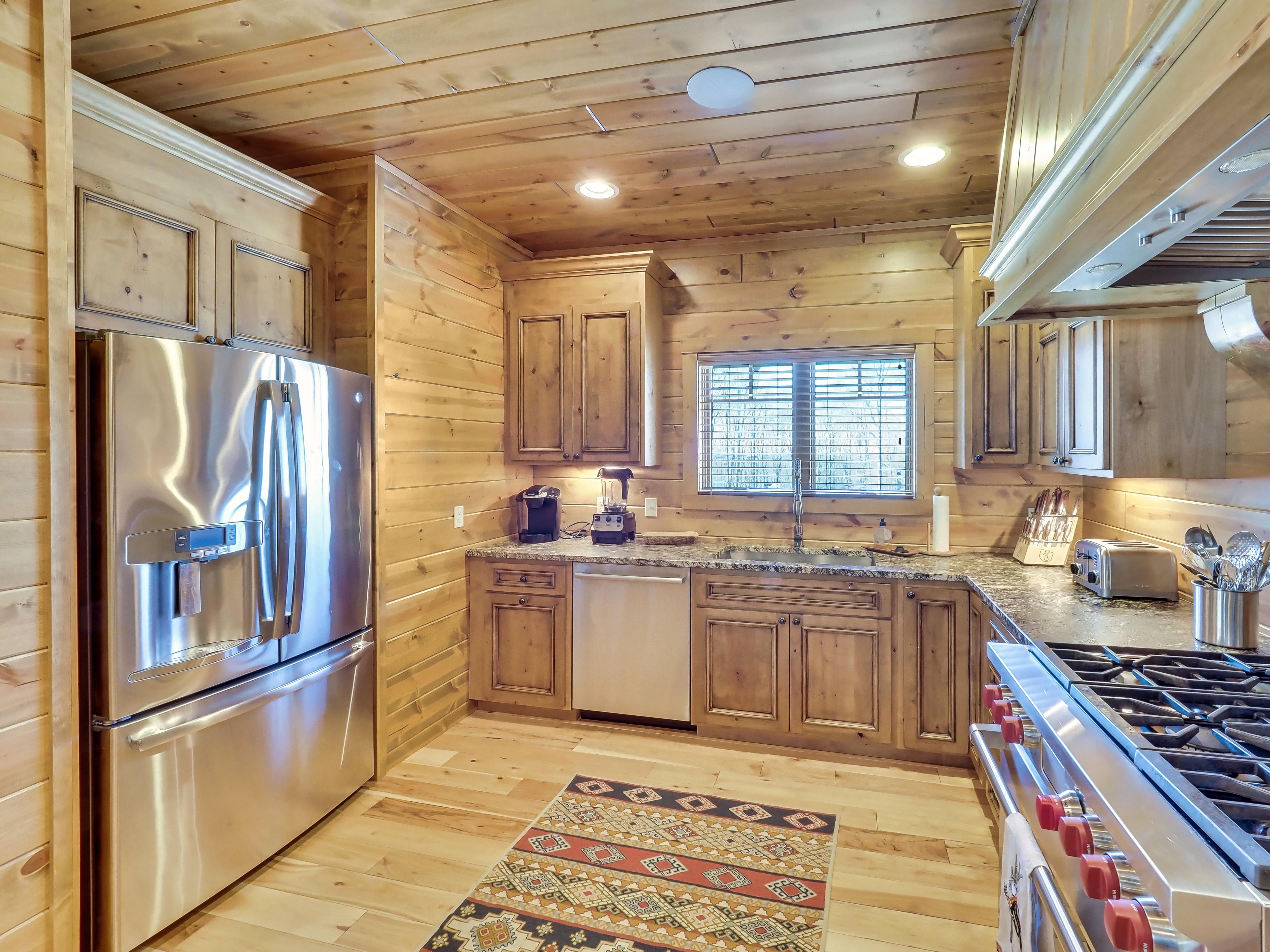 Main Floor Kitchen 1