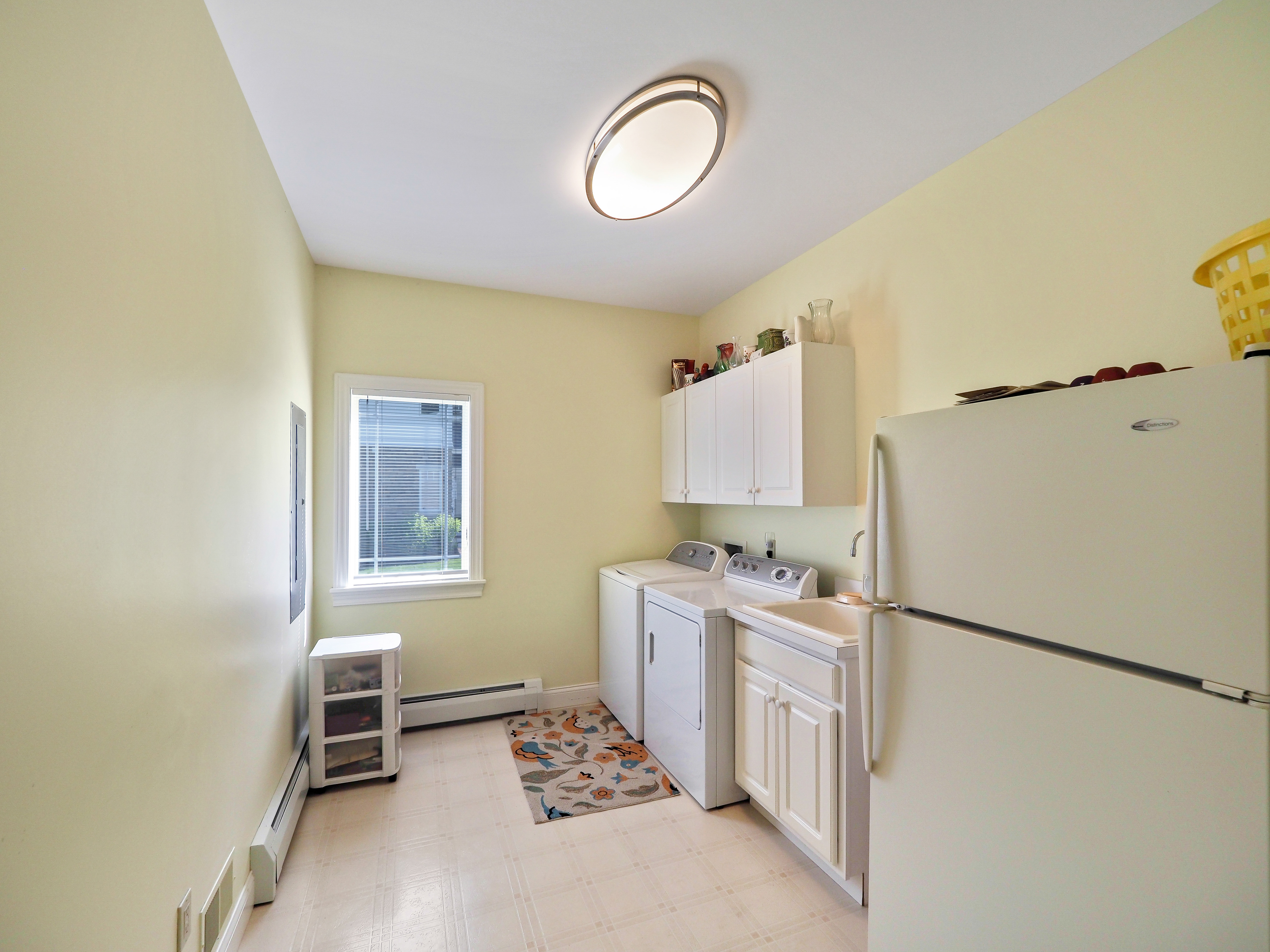 Mud Room with Laundry