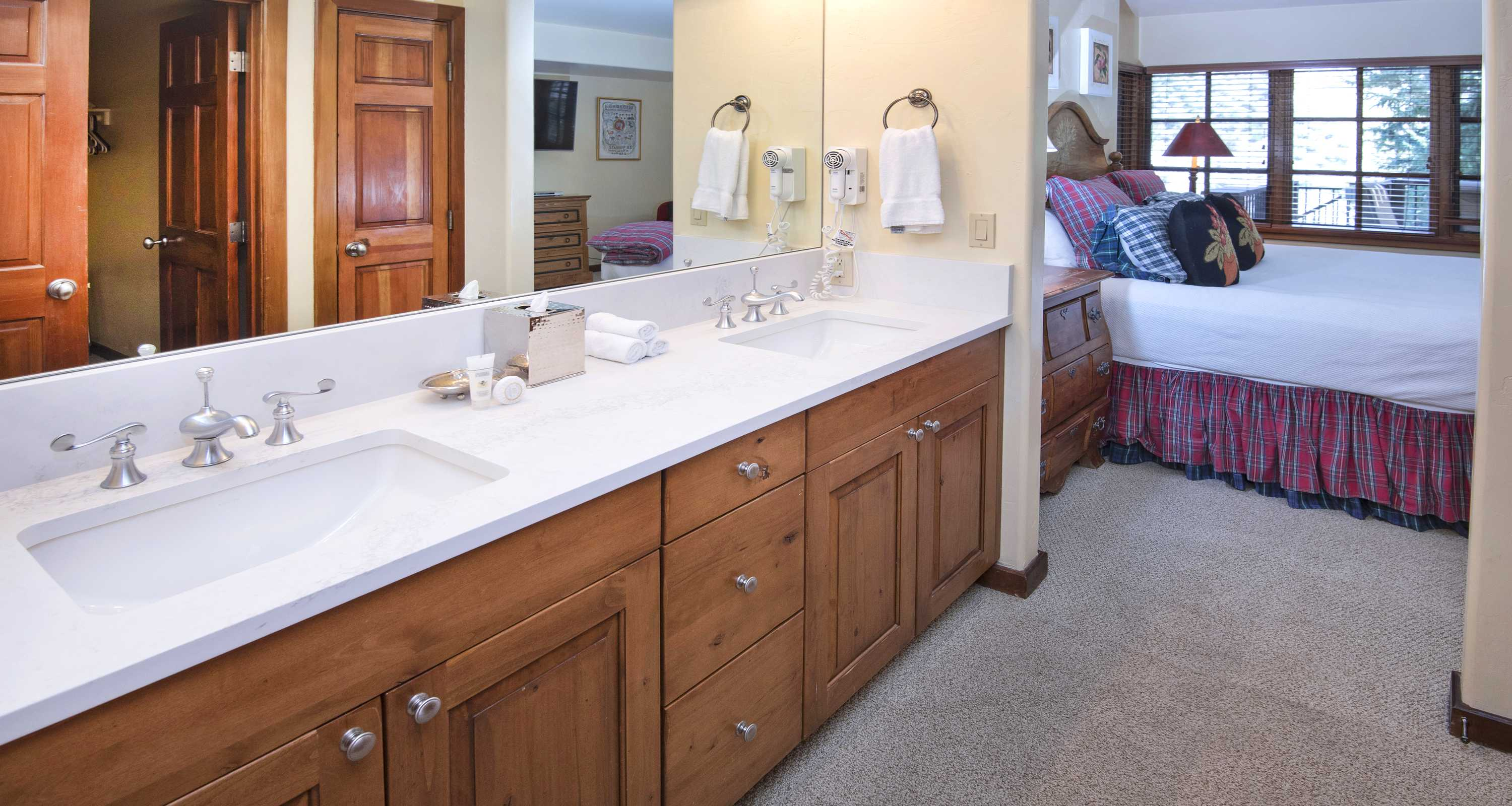 Double sinks are at it again!
