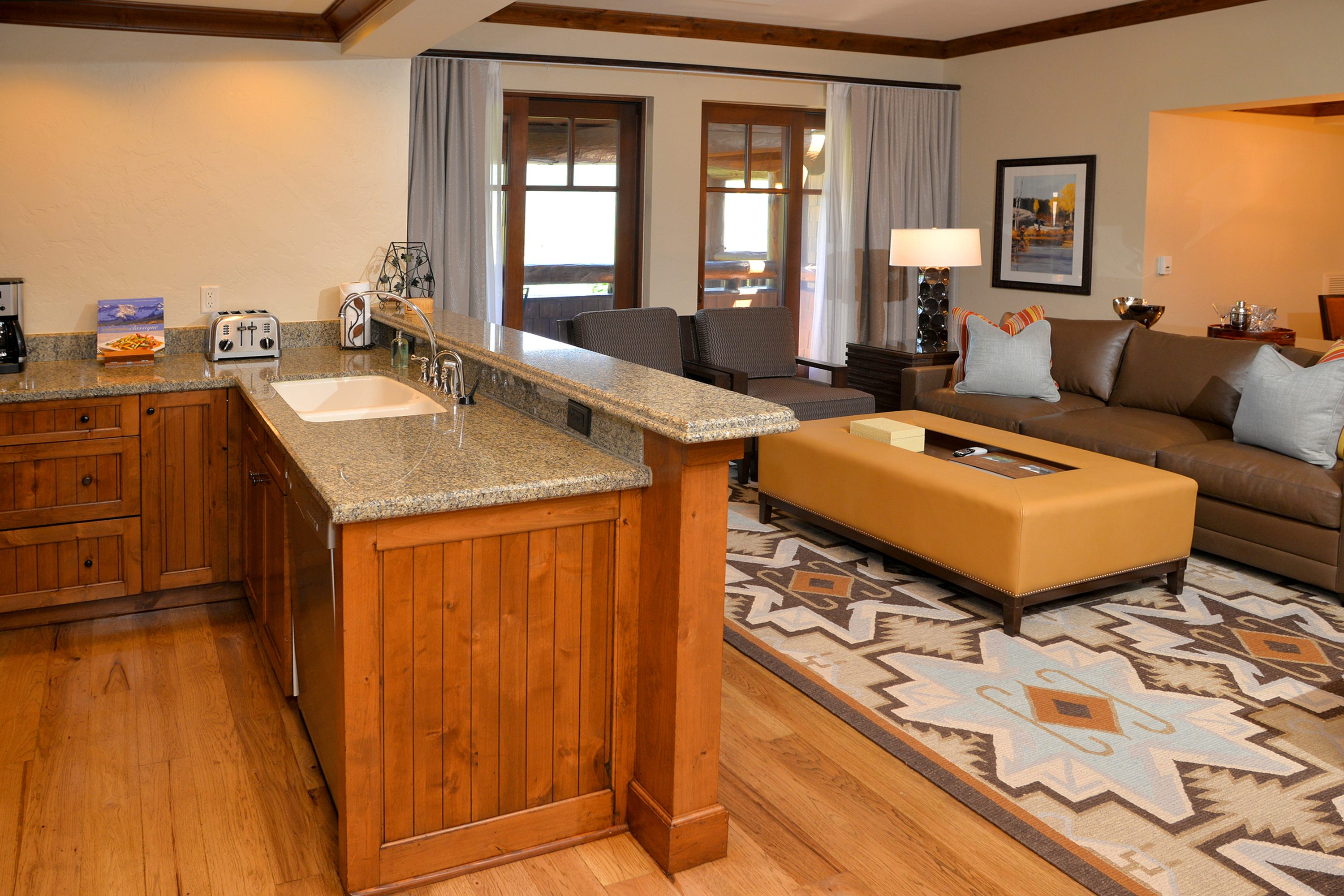 Timbers Bachelor Gulch  3309 - 2 bed Mountain Rental