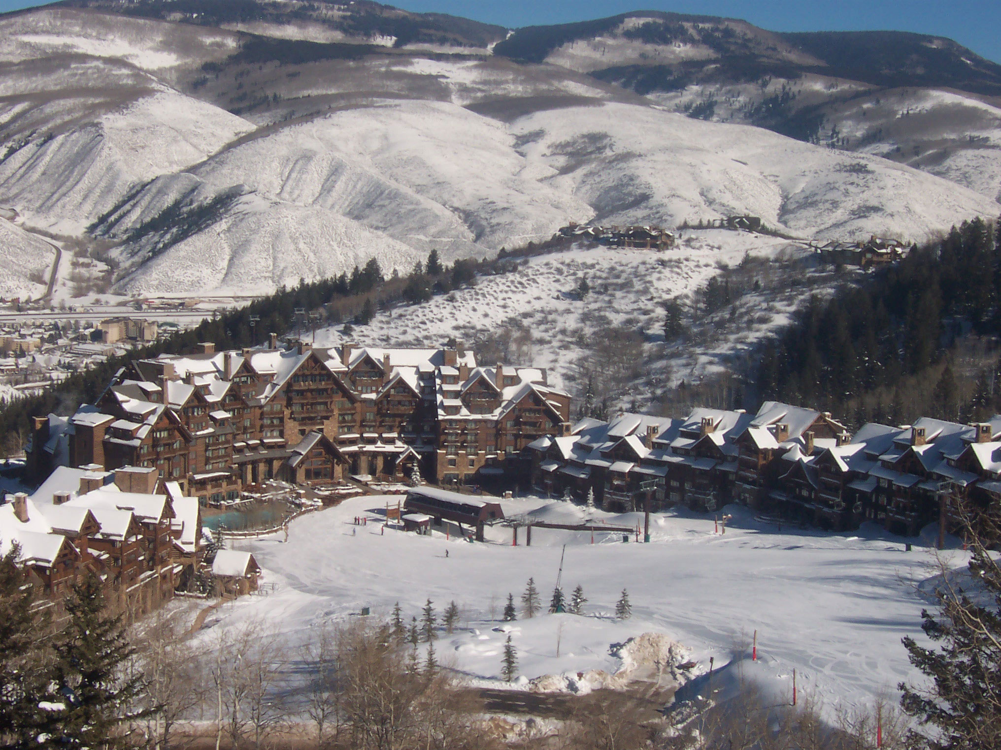 Timbers Bachelor Gulch  3405 - 3 bed Mountain Rental
