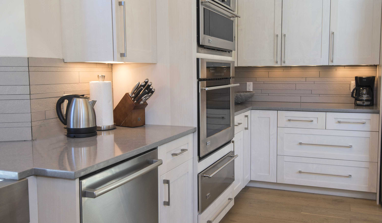 High end appliances make meal prep fun!