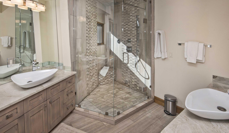 Shower if you prefer