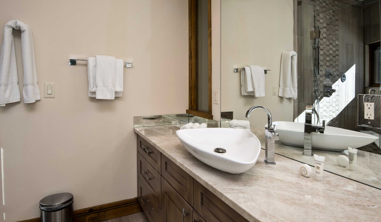 Bathrooms, bathrooms everywhere!