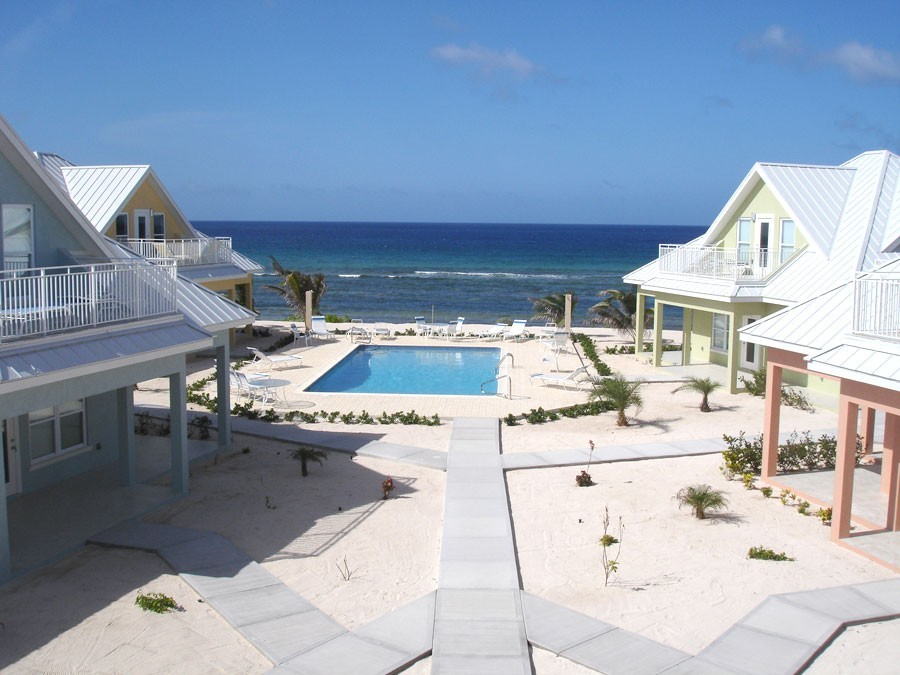 Unit #1 Ocean & Pool View