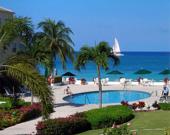 Regal Beach Pool & Ocean View