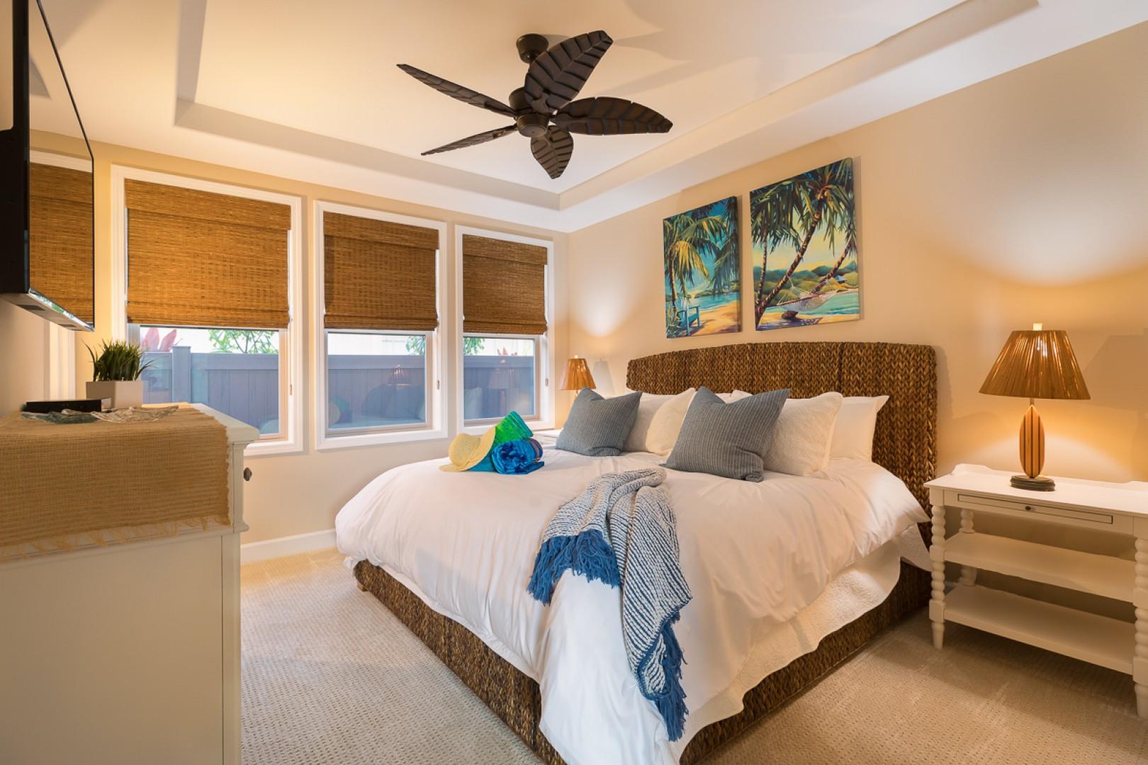 The third beautiful bedroom