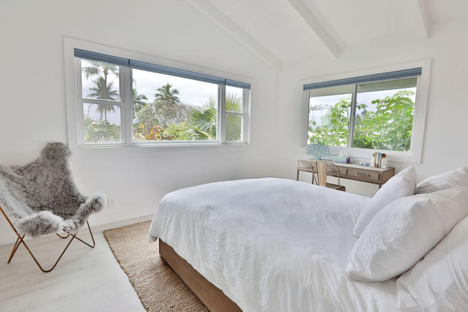 3rd Guest Bedroom with mountain views