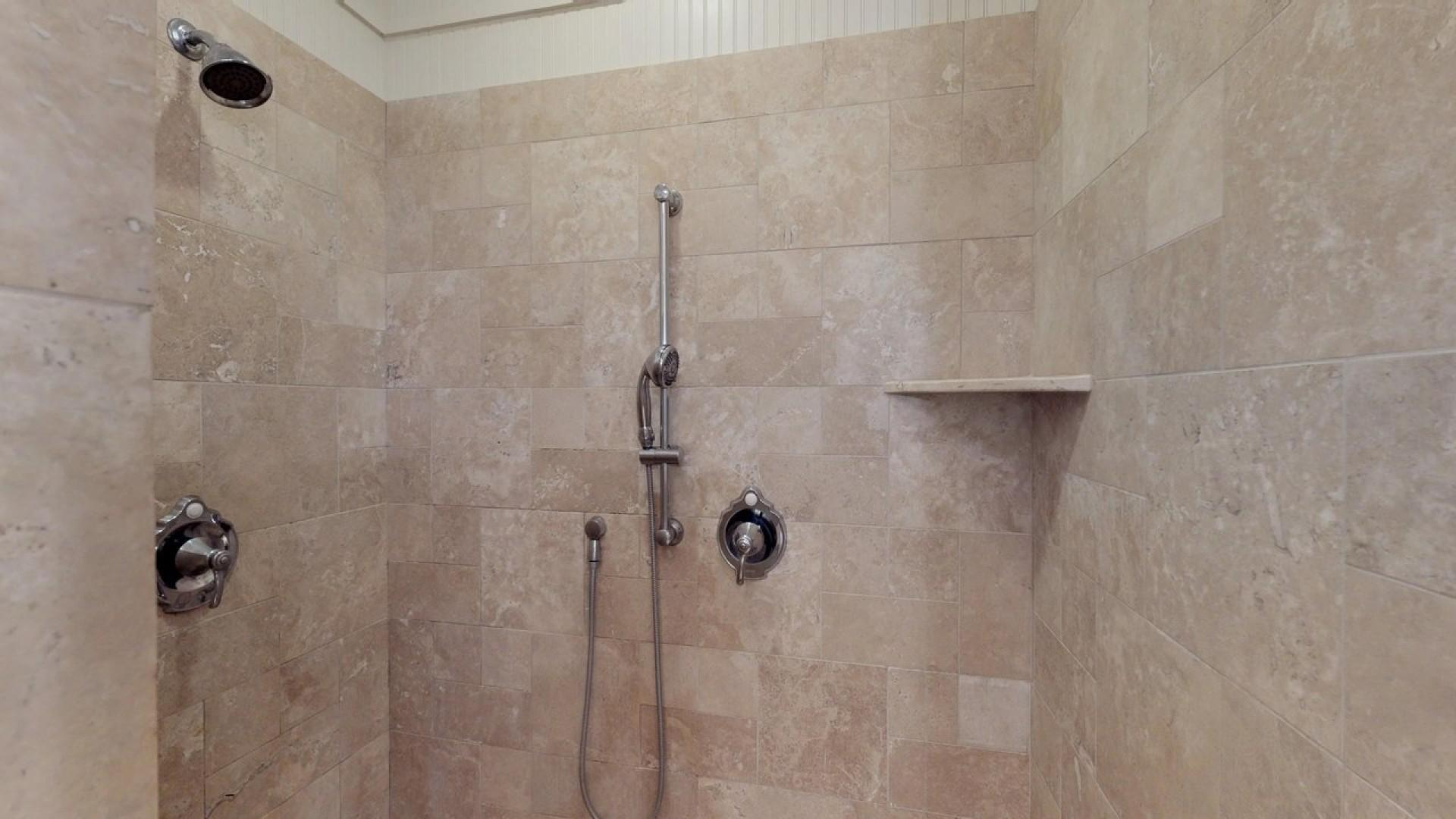 Stand in Shower