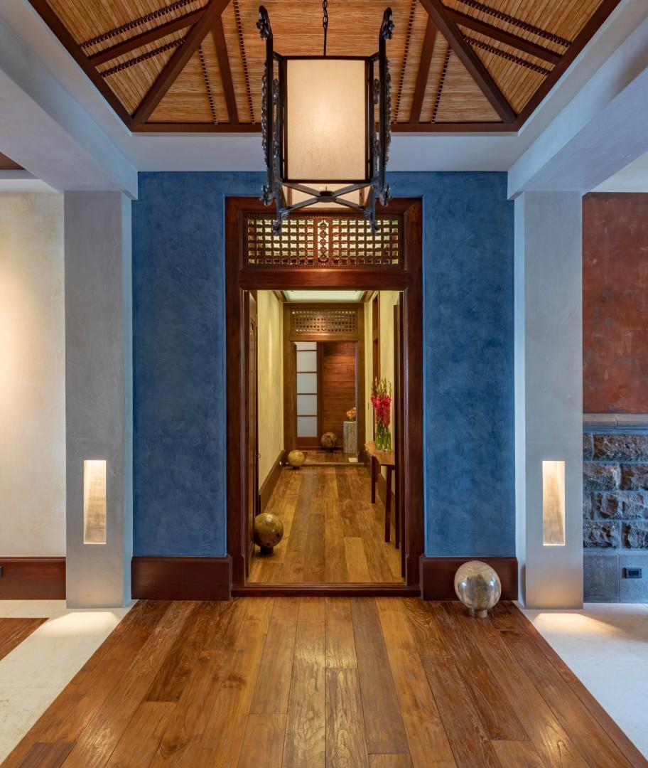 Master Entry Corridor
