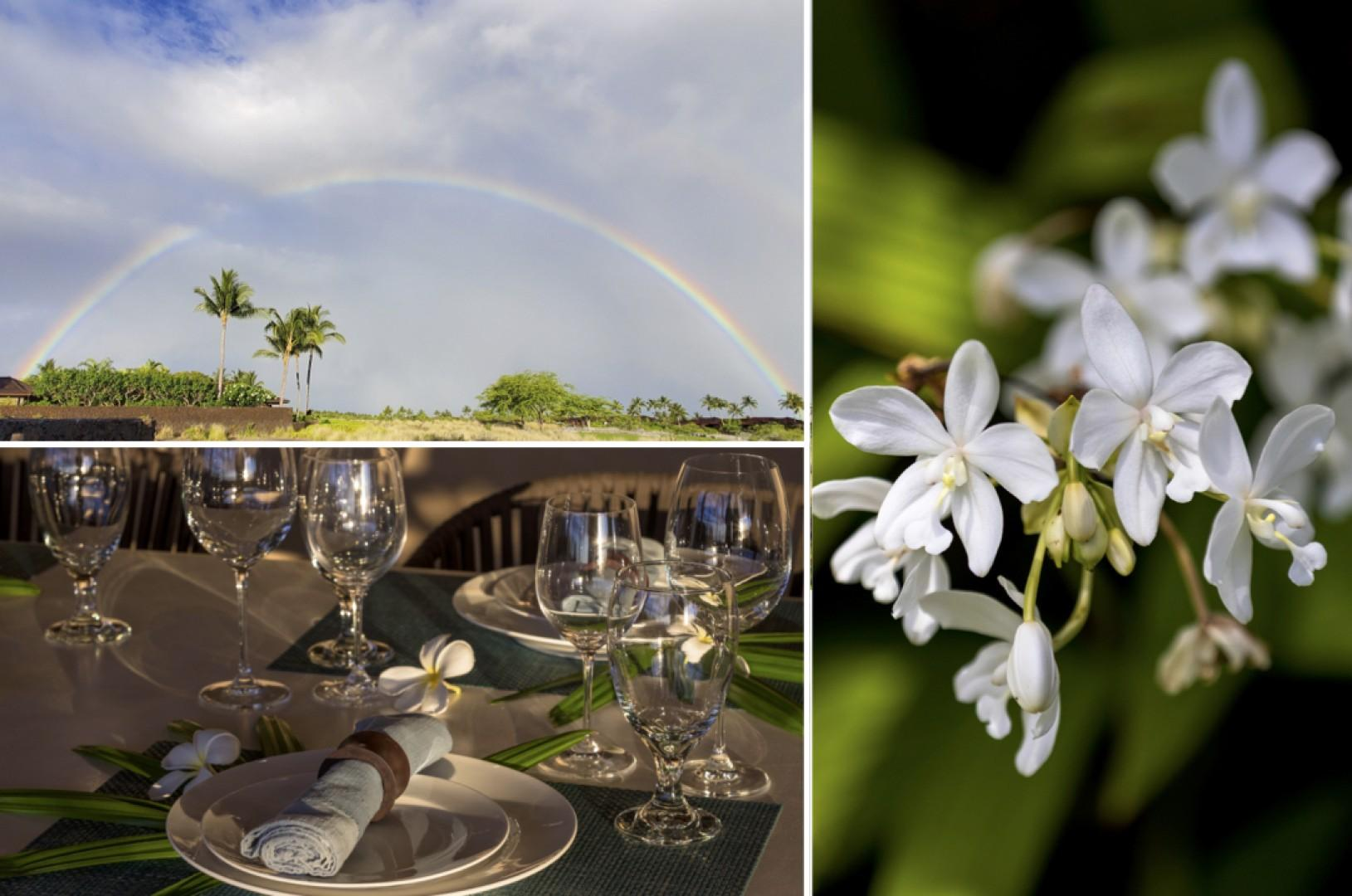 Astounding Hawaiian elegance!
