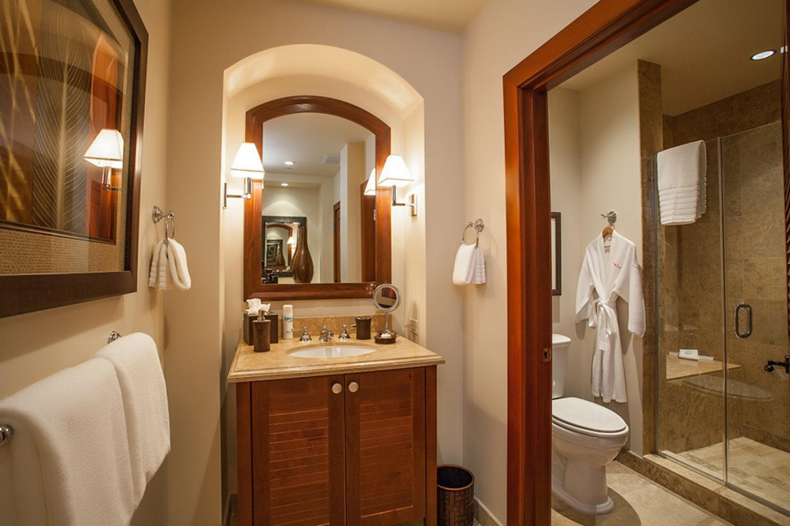 Sun Splash C301 - Third Bedroom Private Bath with Shower