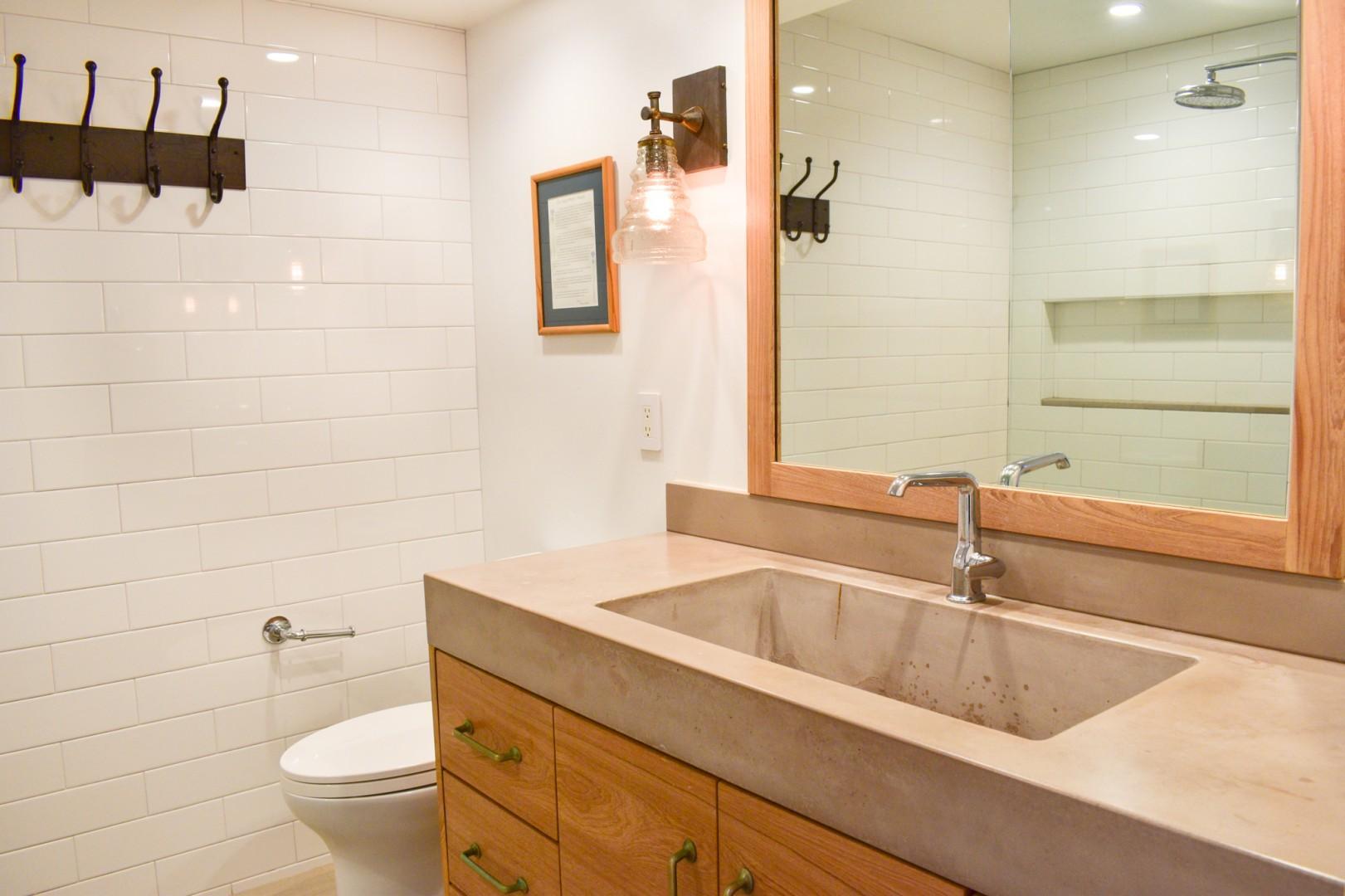 Main house shared bath