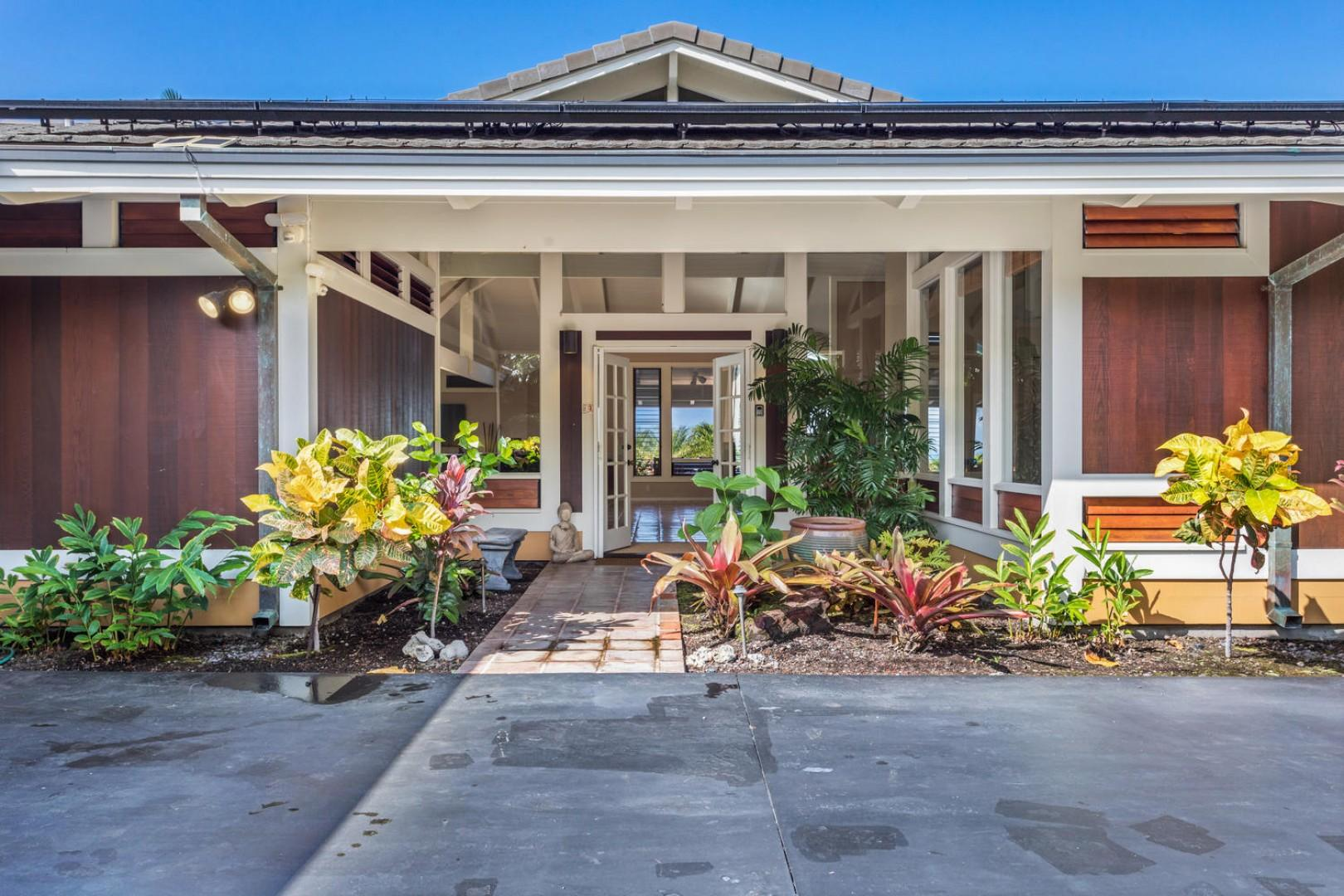 Welcome to your Hawaiian home away from home.