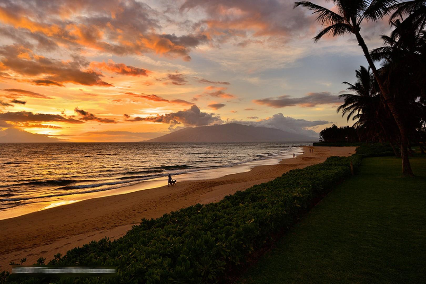 A Quick Stroll To Keawakapu Beach, Kihei