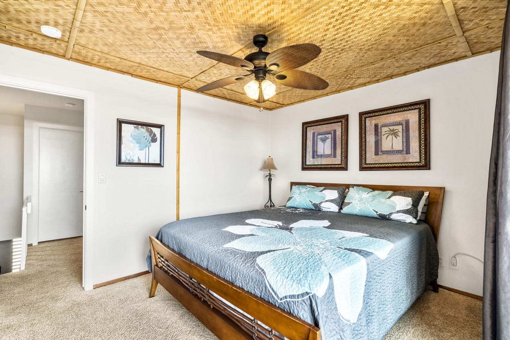 Tropical design and upgraded touches throughout!